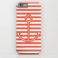 Sailing forward iPhone 6 Slim Case