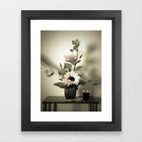Natura Artificial Framed Art Print