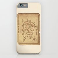 Food education for Zombies iPhone 6 Slim Case