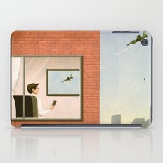 War is Closer Than You Think iPad Case
