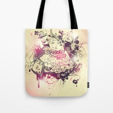 Stoned Tote Bag
