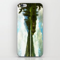 Lac Beauvert iPhone & iPod Skin