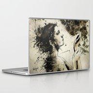 Laptop & iPad Skin featuring 7 Of Pentacles by Fresh Doodle - JP Va…