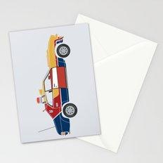 Mad Max RockaStarsky Stationery Cards