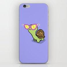 Fabulous Turtle! iPhone & iPod Skin
