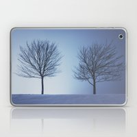 Paired in Winter Laptop & iPad Skin
