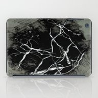Misterious Branches iPad Case