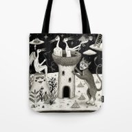 Scissors, String And Sol… Tote Bag