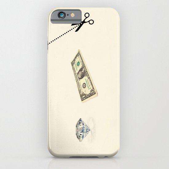 rock, paper, scissors iPhone & iPod Case