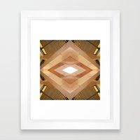 Architecture III Framed Art Print
