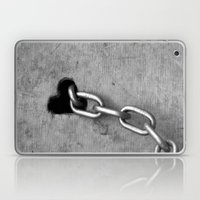 Unchain My Heart Laptop & iPad Skin