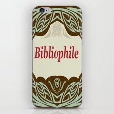 Bibliophile iPhone & iPod Skin