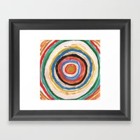 Magic Wand Framed Art Print