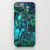 iPhone & iPod Case featuring Deep Sea by Lindsay Turner