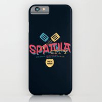 Spatula City! (open edition) iPhone 6 Slim Case