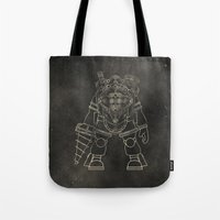 Big Daddy: BioShock Tote Bag
