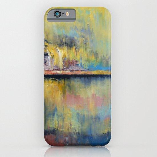 Tropical Rain iPhone & iPod Case