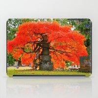 Beauty of Autumn iPad Case