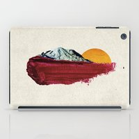 Natur Anthem iPad Case
