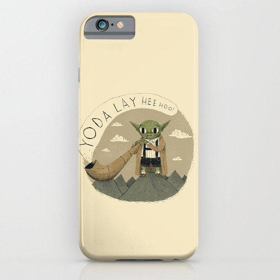 yodaling  iPhone & iPod Case