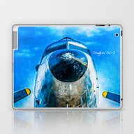 Douglas DC-3 Aircraft Laptop & iPad Skin