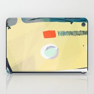 iPad Case featuring Kombi Klose 2 by Buster Fidez