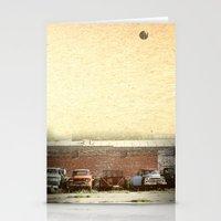 Bone Yard Stationery Cards