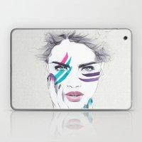 War Paint Beatrice Laptop & iPad Skin