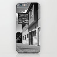 iPhone & iPod Case featuring Community Pub & Eatery by Vorona Photography