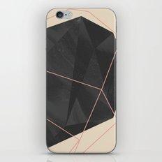 fragment iPhone & iPod Skin
