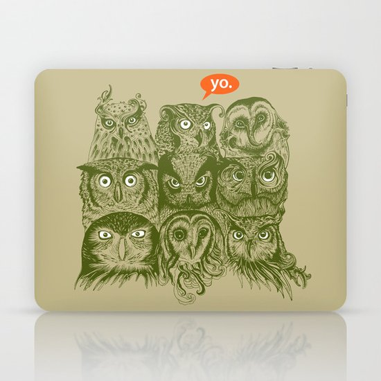 Wisdom to the Nines Laptop & iPad Skin