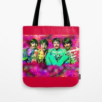 Sgt. Pepper's Lonely Hea… Tote Bag