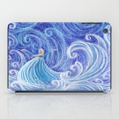 .:Let the Storm Rage On:. iPad Case