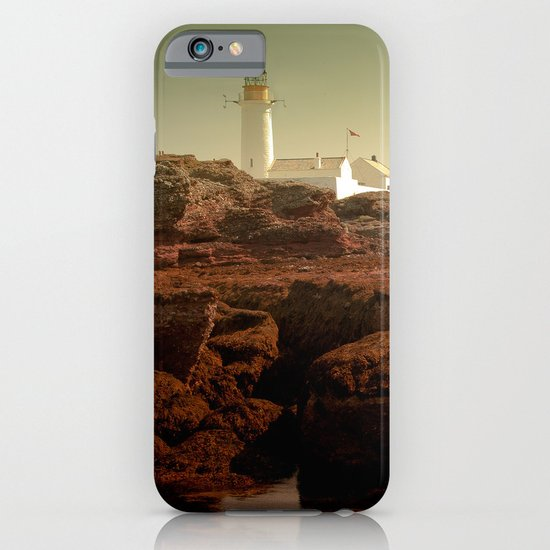 The Warning iPhone & iPod Case