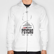 Psycho - Alfred Hitchcock Movie Poster Hoody