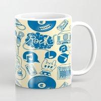 Musical Monsters Mug