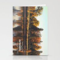 something incredible. Stationery Cards