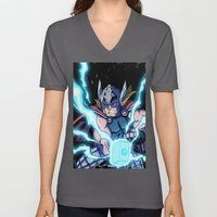 The Mighty THOR! Unisex V-Neck