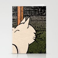 Asakusa Ricefields Pixel… Stationery Cards