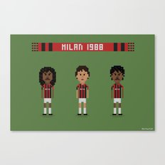 AC Milan 1988 Canvas Print