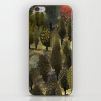 The hill. iPhone & iPod Skin