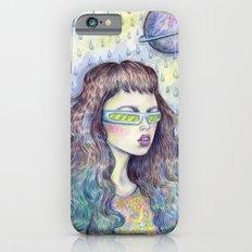 Green Girl Slim Case iPhone 6s