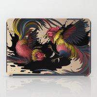 Cock Fight iPad Case
