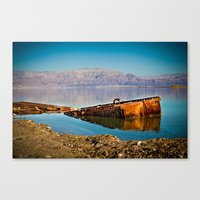 Low Tech II Canvas Print