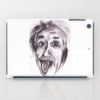 Einstein iPad Case