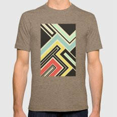 STRPS III Mens Fitted Tee Tri-Coffee SMALL