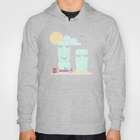 Easter Island Summer Fun Hoody