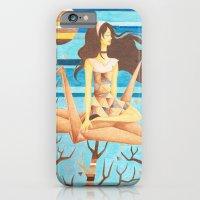 Crane Girl iPhone 6 Slim Case