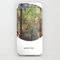 Breathe. iPhone 6 Slim Case