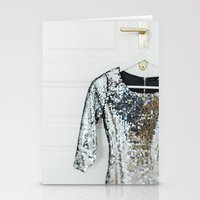 The Dress Stationery Cards